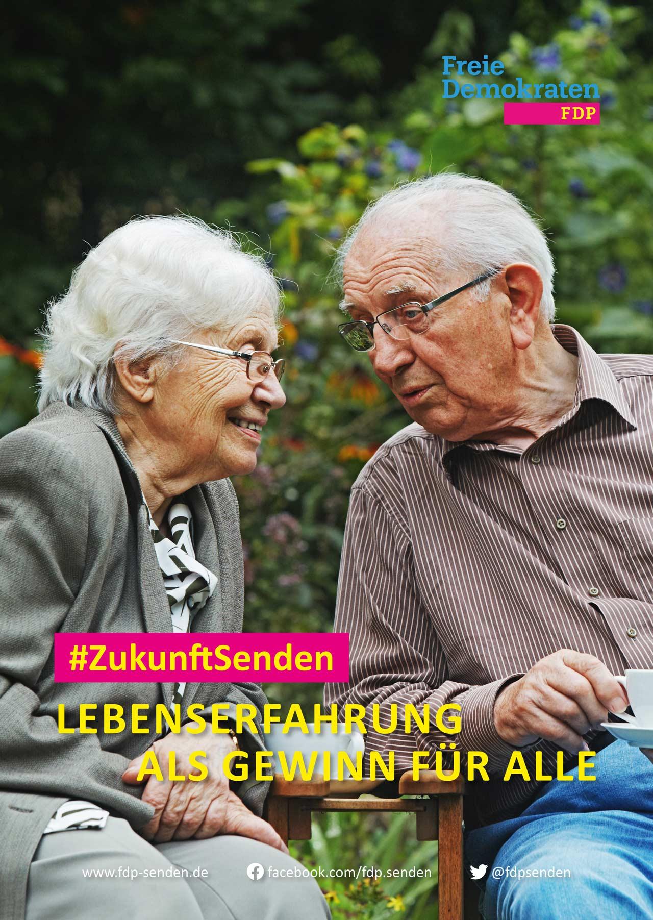 FDP-Senden_Wahlplakat-Lebenserfahrung